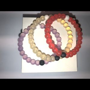 Bundle of 3 LOKAI Bracelets
